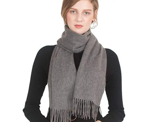 """Luxurious Men and Women's 100 % Cashmere cosy and stylish scarfs 63""""x12"""" Review"""