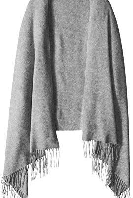 Phenix Cashmere Women's Solid 100 Percent Cashmere Wrap Review