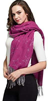 Song Han woven Shawl Wrap 100%Wool Extra fine 1607 Review